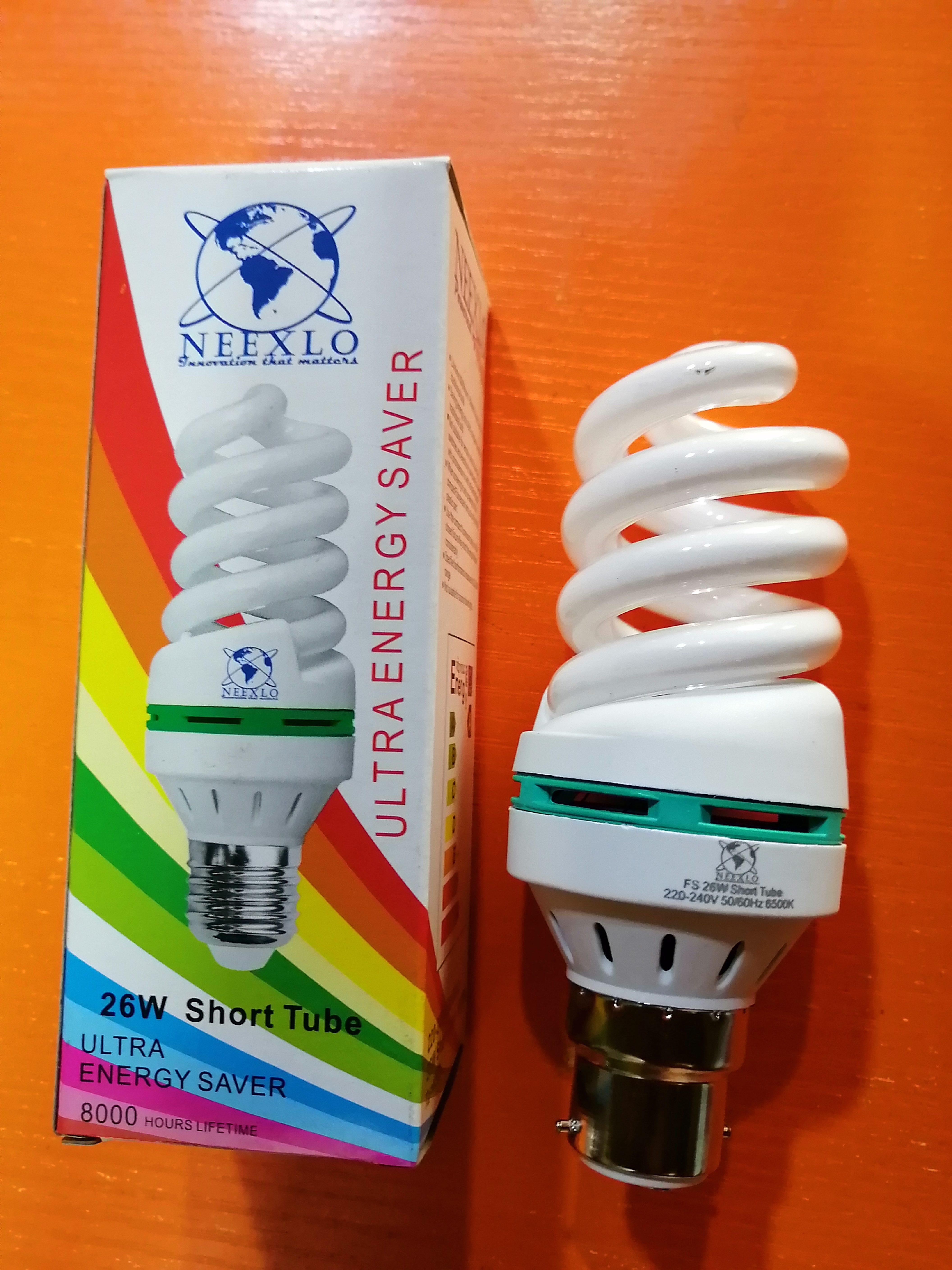 26w energy saving bulb