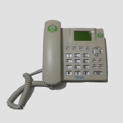TUCAS GSM TABLE PHONE MODEL TG-20 - WHITE